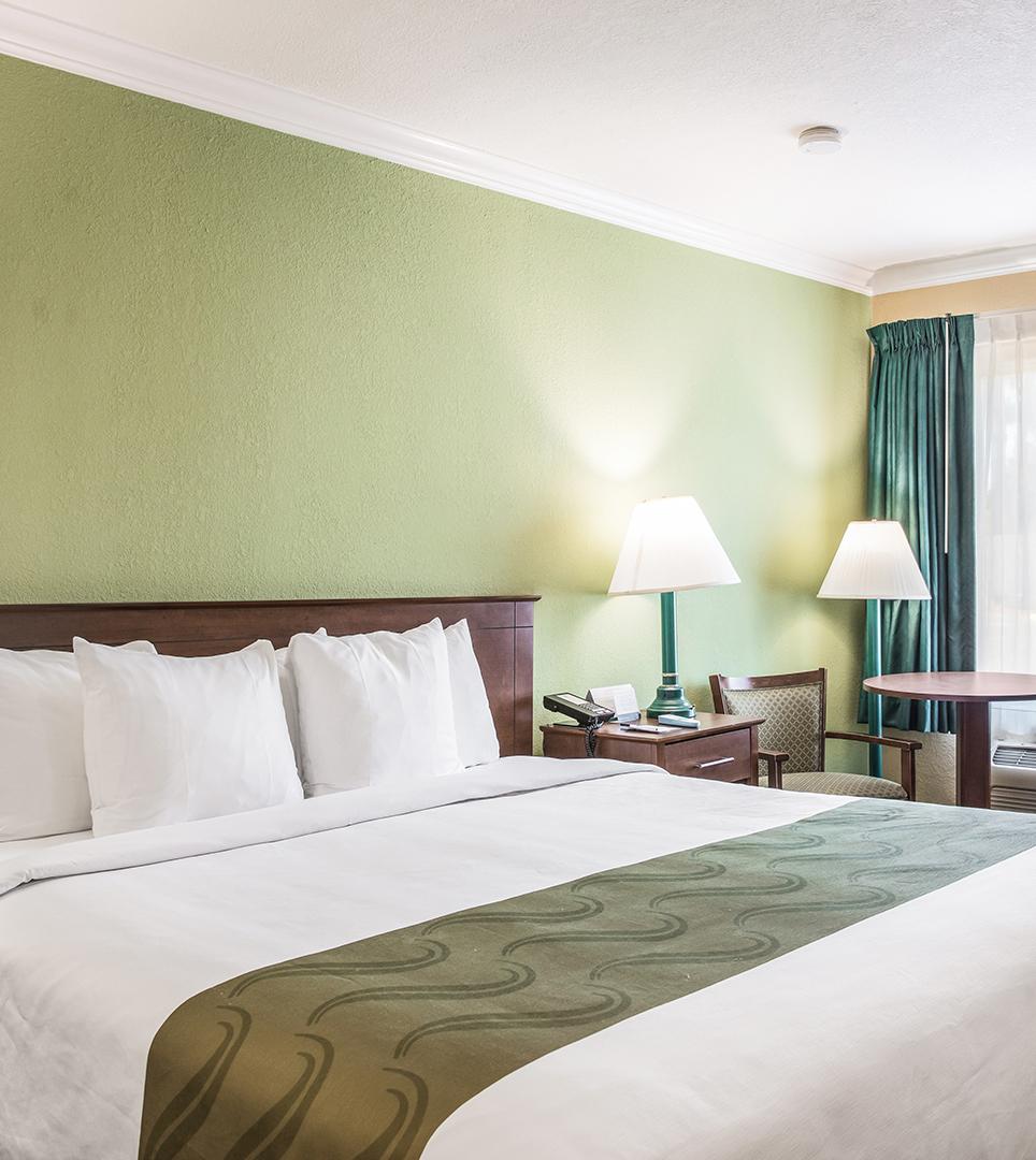 Astounding Quality Inn Santa Barbara A Top Santa Barbara Ca Hotel Home Interior And Landscaping Ologienasavecom