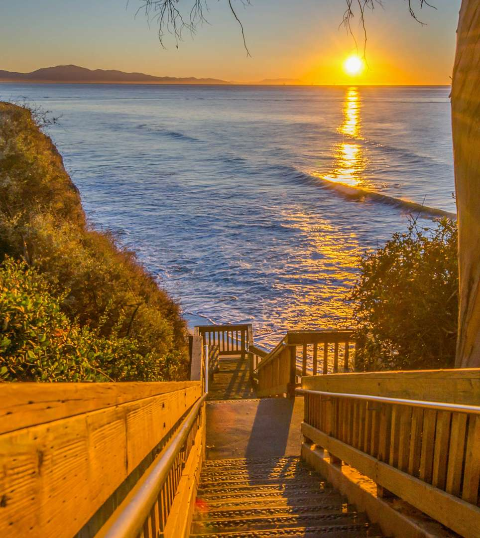 POPULAR SANTA BARBARA ATTRACTIONS ARE JUST MINUTES AWAY