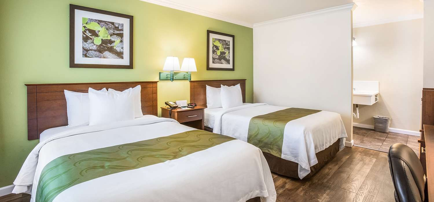 SLEEP WELL IN THE COMFORTABLE SANTA BARBARA, CA GUEST ROOMS