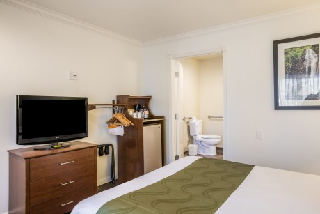 Welcome To The Quality Inn Santa Barbara - King Room Executive